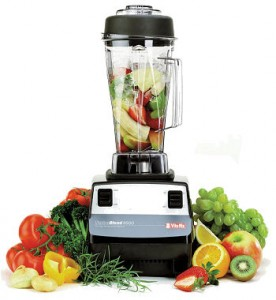 Vitamix. The 911 Turbo of kitchen appliances