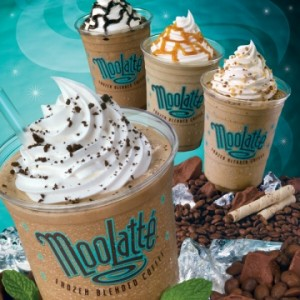 Moolatte - The best drink IN THE WORLD!!!!!!!! Ya, no more of those :(