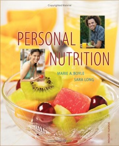 Personal Nutrition by Sarah Long