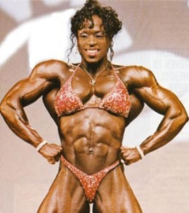 Don't worry ladies, P90X won't do this to you...