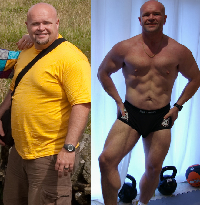 Something To Prove - P90X/Extreme Home Fitness