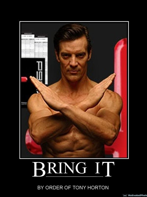 Mark Sisson P90x something beats nothing every time