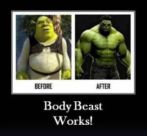 Shrek hulk