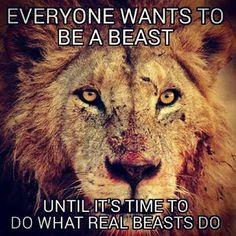 beast lion
