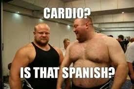 cardio spanish