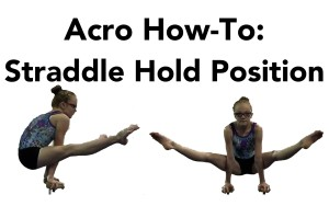 straddle hold